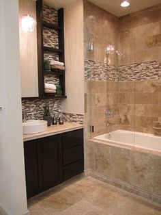 DesignMine Photo: Contemporary Bathroom | http://HomeAdvisor.com/DesignMine