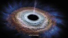 ハッブル宇宙望遠鏡が、地球から80億光年離れた宇宙で、銀河の中心にある巨大なブラックホールが秒速2000キロメートルという高速で移動しているのを発見しました。この巨大なブラックホールが尋常ならざる