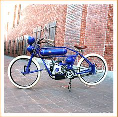 Big Boy Motorized Bicycle