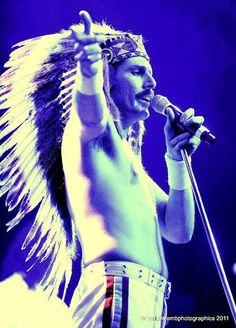 John blunt, Freddie's impersonator