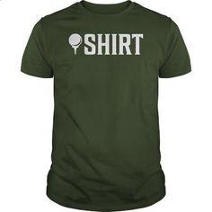 Funny Golf Tee Shirt - t shirt printing #Tshirt #fashion