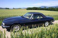 Jaguar XJS V12 convertible