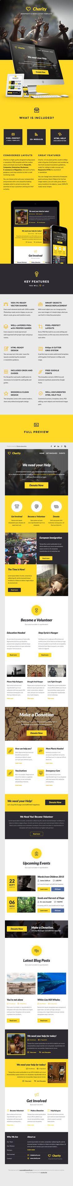 121 best non profit e newsletter images on pinterest non profit