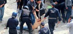 POUR L'INDEPENDANCE KABYLE !: La police d'El Hamel sur les traces de la Police d...