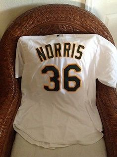 17a525c7ca4 Oakland Athletics derek norris Majestic Baseball Jersey NWT Size XL Mens in  Sports Mem
