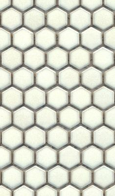 Academy Tiles - Ceramic Mosaic - Glazed Hexagonal Mosaic - 81402