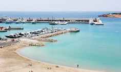 Port Adriano in Calviá, Mallorca Designed by Philippe Starck