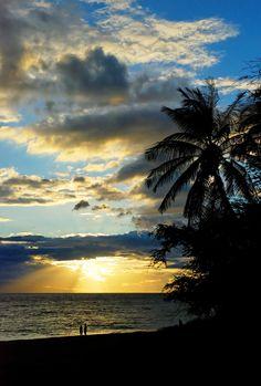 Sunset, Kihei