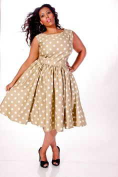 Summer dresses for plus size ladies