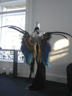 Le papillon de Thierry Mugler