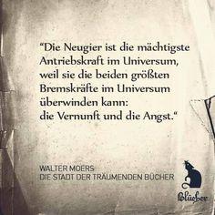 Walter Moers Die Stadt der träumenden Bücher #zitat #buch #literatur