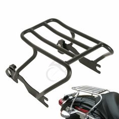 73.17$  Watch now - Detachables Luggage Solo Rack For Harley Davidson Sportster 883 1200 94-03  #SHOPPING