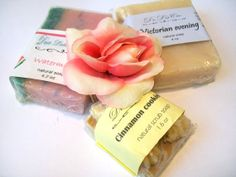Sale Assortment of Cold Process Soap Bath and Body by DLCS on Etsy, $8.99