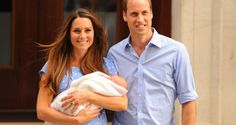 Kate Middleton shows sense of humour with Prince George's patriotic presents