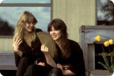 Ann and Nancy Wilson of Heart #AnnWilson #NancyWilson #HeartBand