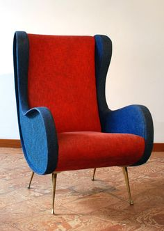 Senior Armchair | Marco Zanuso | 1950s