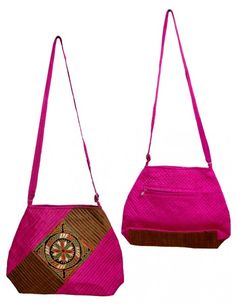 Rani Pink Trendy Bag Item code : FHD116  http://www.bharatplaza.com/ready-to-ship/home-decor/rani-pink-trendy-bag-fhd116.html https://www.facebook.com/bharatplazaportal https://twitter.com/bharat_plaza