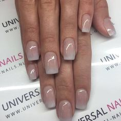 Nude Ombre #amsterdam #amstelveen #diemen #zaandam #purmerend #universalnails #universalbeauty #beautyteam #alleenmaarliefde #shellac #gellak #nails #essie #opi #nailsofinstagram #nailswag #loveit #love #manicure #pedicure #work