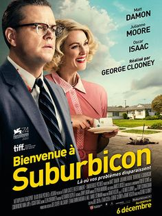 Benvenuti a Suburbicon - voto 6.5