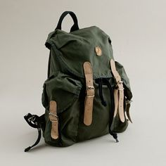 13L back pack CrewCuts, boys