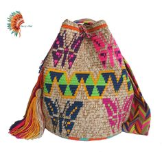 Wayuu bags  For more information contact  Line App ID: panie_kd or Instagram: 1oneofakind_wayuu_th  #1oneofakind_wayuu_th #1oneofakind_wayuu #wayuu #wayuubag #wayuubags #wayuubkk #wayuutribe #mochilaswayuu #wayuumochilas  #wayuulovers #กระเป๋าcolombia #colombiabag #colombianbag #wayuuthailand #กระเป๋าwayuu #วายู #siambrandname #sbn #กระเป๋าถักโคลัมเบีย #กระเป๋าย่าม #กระเป๋าวายู #กระเป๋าวายูพร้อมส่ง #กระเป๋าถักวายู #กระเป๋าโคลัมเบีย #โคลัมเบีย #กระเป๋าแบบพลอย #กระเป๋าtribal Tapestry Bag, Tapestry Crochet, Tribal Patterns, Samara, Knitting Accessories, Poufs, Filet Crochet, Cross Stitch Embroidery, Crochet Projects
