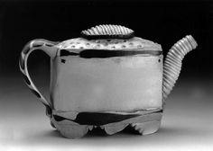 Terry Gess   ceramic teapot
