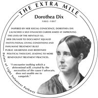 who was dorothea dix married to