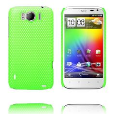 Atomic (Grønn) HTC Sensation XL Deksel Iphone