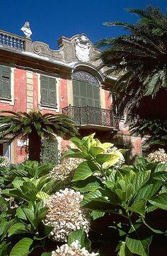 Villa Durazzo in Santa Margherita Ligure, Italy