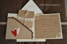 MichelAbilmente: Biglietto portasoldi matrimonio
