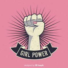 Fight like a girl- Porque la unión hace la fuerza. Informationen zu Fight like a girl Pin Sie können mein Profil ganz einfach verwenden, um verschiedene Arten von Ausgaben zu testen. Die Fight like a girl -Pins Feminine Symbols, Creative Flyers, Amazing Drawings, 8th Of March, Power Girl, Powerful Women, Ladies Day, Strong Women, Bunt