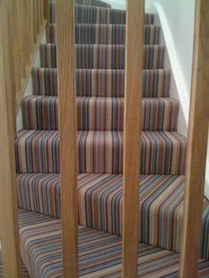 Trendy Stripy Stairs Carpet Hallways Ideas Carpet Stairs