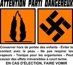ne pas avaler, produit dangereux #antifa