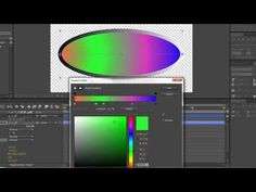 ▶ AE Basics 18: Shape Layers Part 2 - Gradients & Properties - YouTube