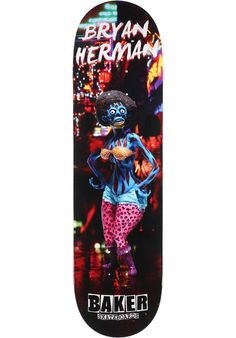 Baker Herman-Obey - titus-shop.com  #Deck #Skateboard #titus #titusskateshop