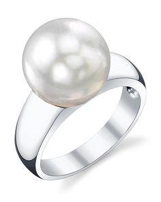South Sea Pearl Abigail Ring