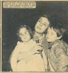 Pedro, Elis e Maria Rita {uma amor só}
