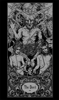 XV. The Devil - Rotten Fantom