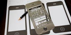 iphone stencil kit for your favorite app developer