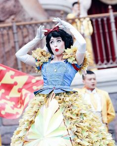 Snow White #Shanghai