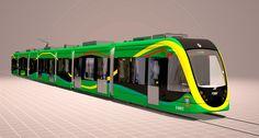 #CAF construirá 40 tranvías #Urbos para #Cuiabá « Ferro Noticias #railway #rollingstock #tram #Brasil