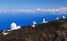 Place: Observatory Roque de los Muchachos, La Palma / Canary Islands, Spain. Photo by: Unknown