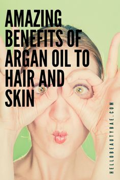 How Argan Oil Benefit To Beautiful Hair and Skin