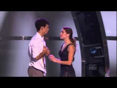 """Chehon (with Allison) Contemporary Stacey Tookey - """"Leave"""" So You Think You Can Dance Season 9"""