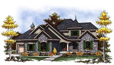 House Plan chp-33717 at COOLhouseplans.com