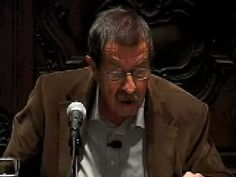 Günter Grass reads from Die Blechtrommel I