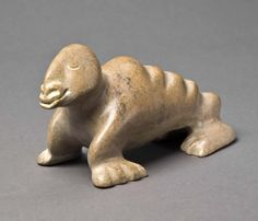 Inuit Art by Maudie Ohitook