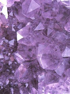 Purple minerals