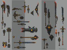 Power weapon by genek.deviantart.com on @DeviantArt