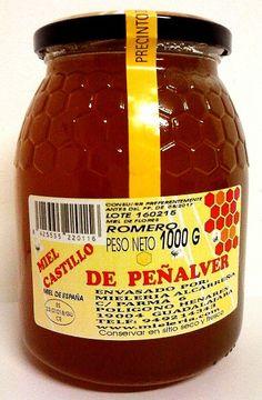 Miel de romero de excelente calidad, con excelentes propiedades para la función hepática y digestiva. Recolectada y envasada en España. www.laorzaiberica.es